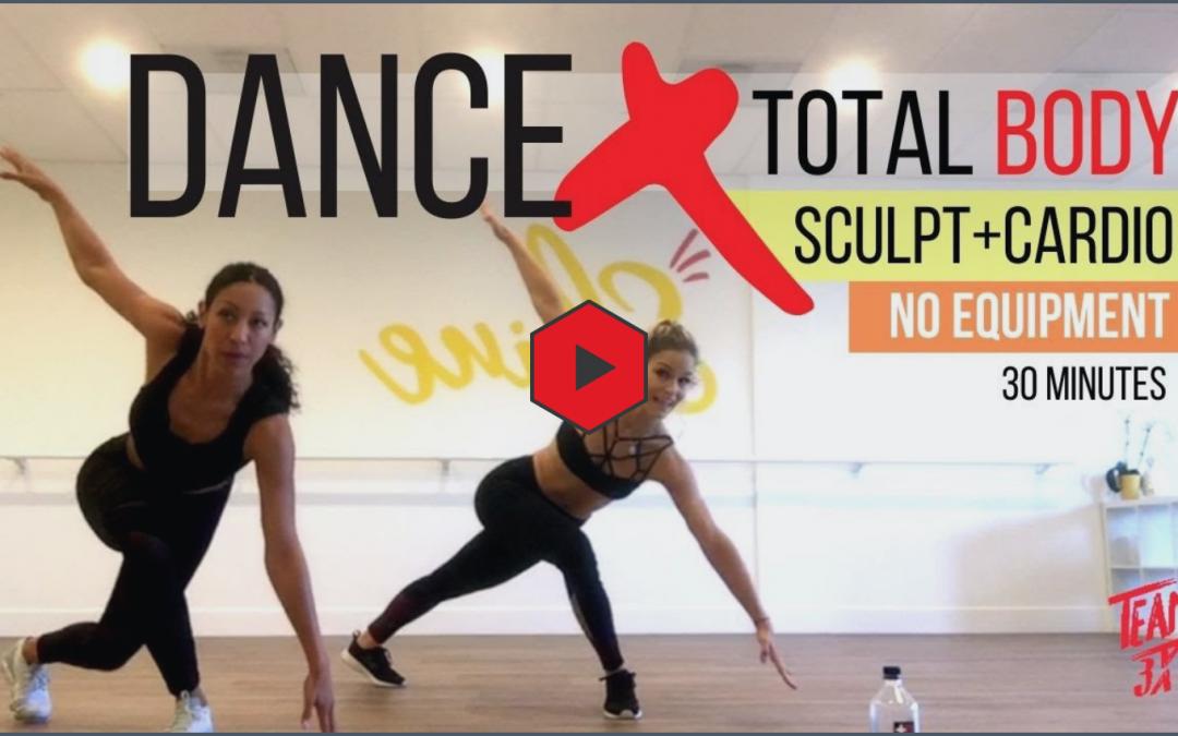 Dance X: Total Body Sculpt + Cardio Workout