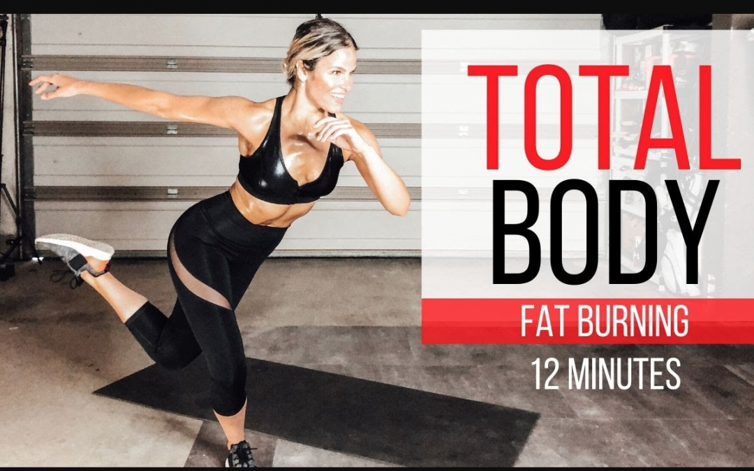 Total Fat Burning Home Workout