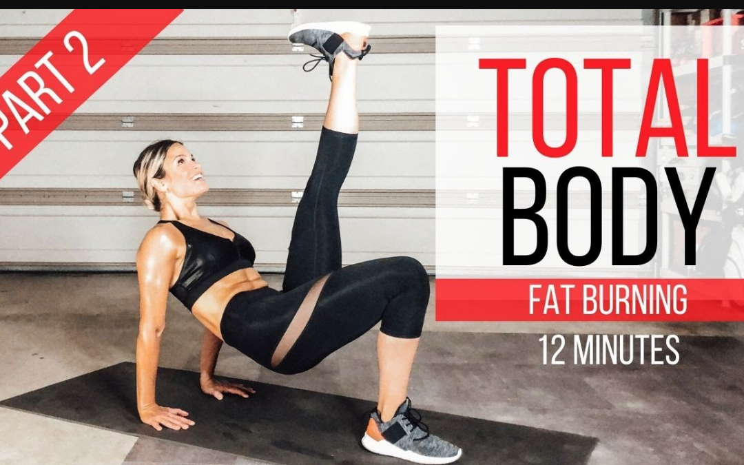 Total body Fat Torching workout at home