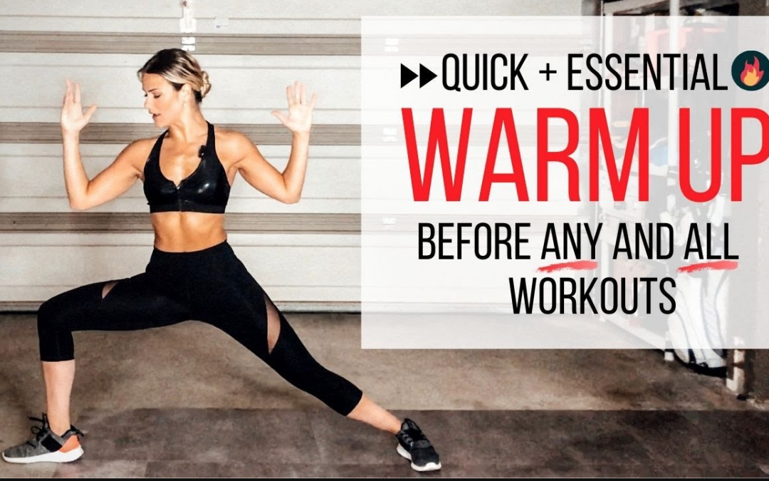 Warm Up Home Workouts