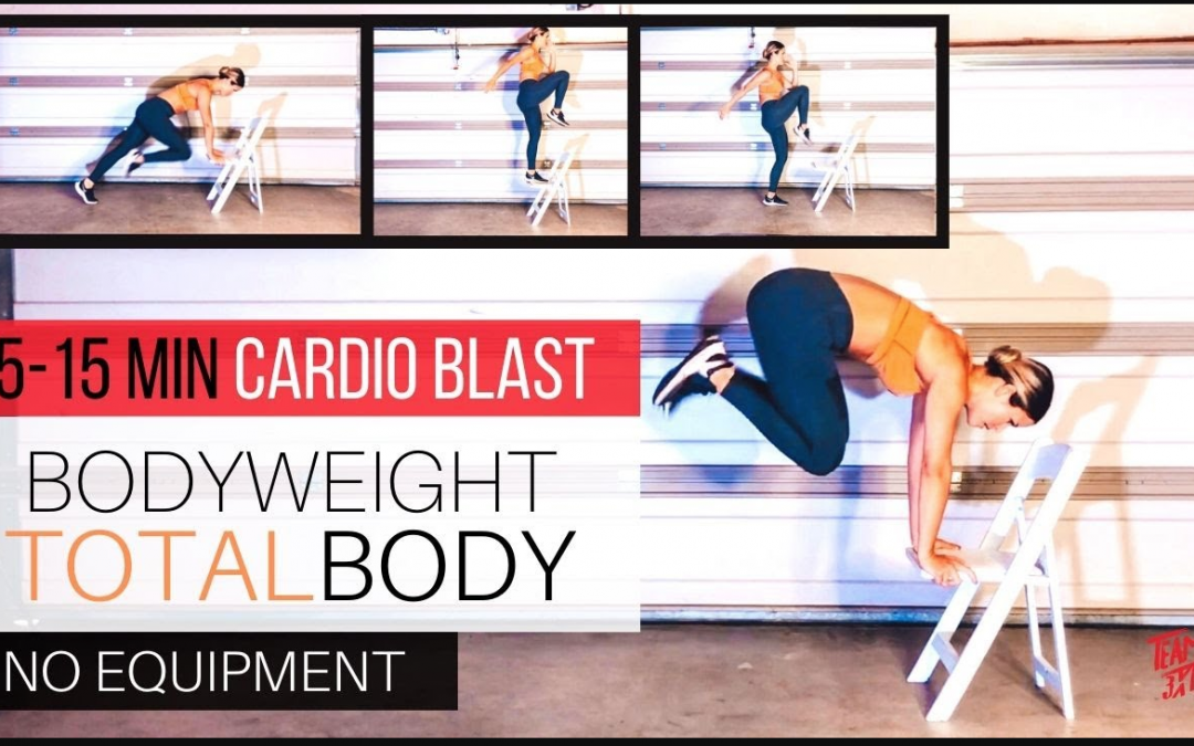Total Body Cardio Blast| Home Workout