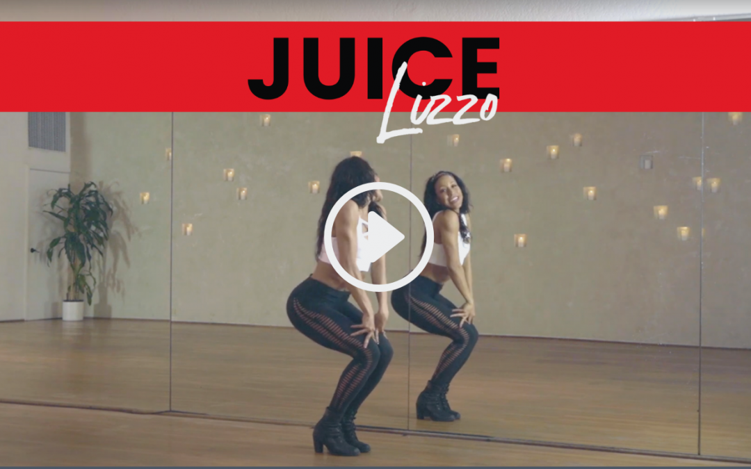 "Learn a dance to ""Juice"" by LIZZO