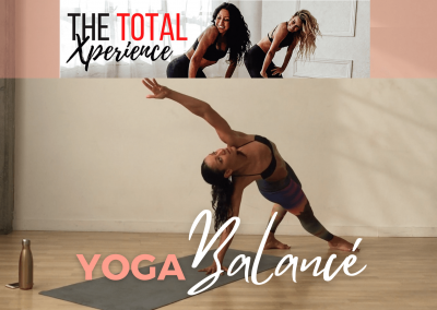 YOGA BALANCÉ from Total Xperience