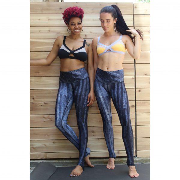 girls wearing niyamasol leggings