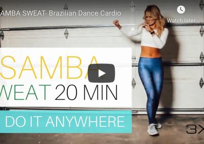Samba Sweat Cardio Dance