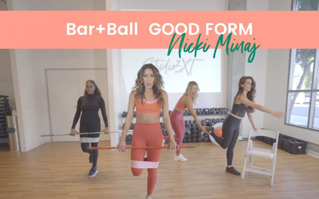 Bar+Ball GOOD FORM Cardio