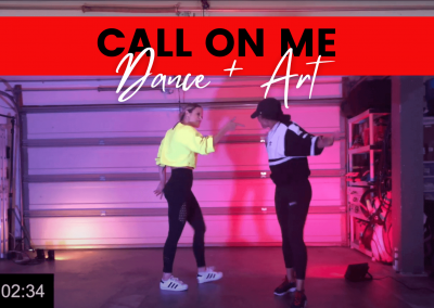 CALL ON ME Dance+Art Session