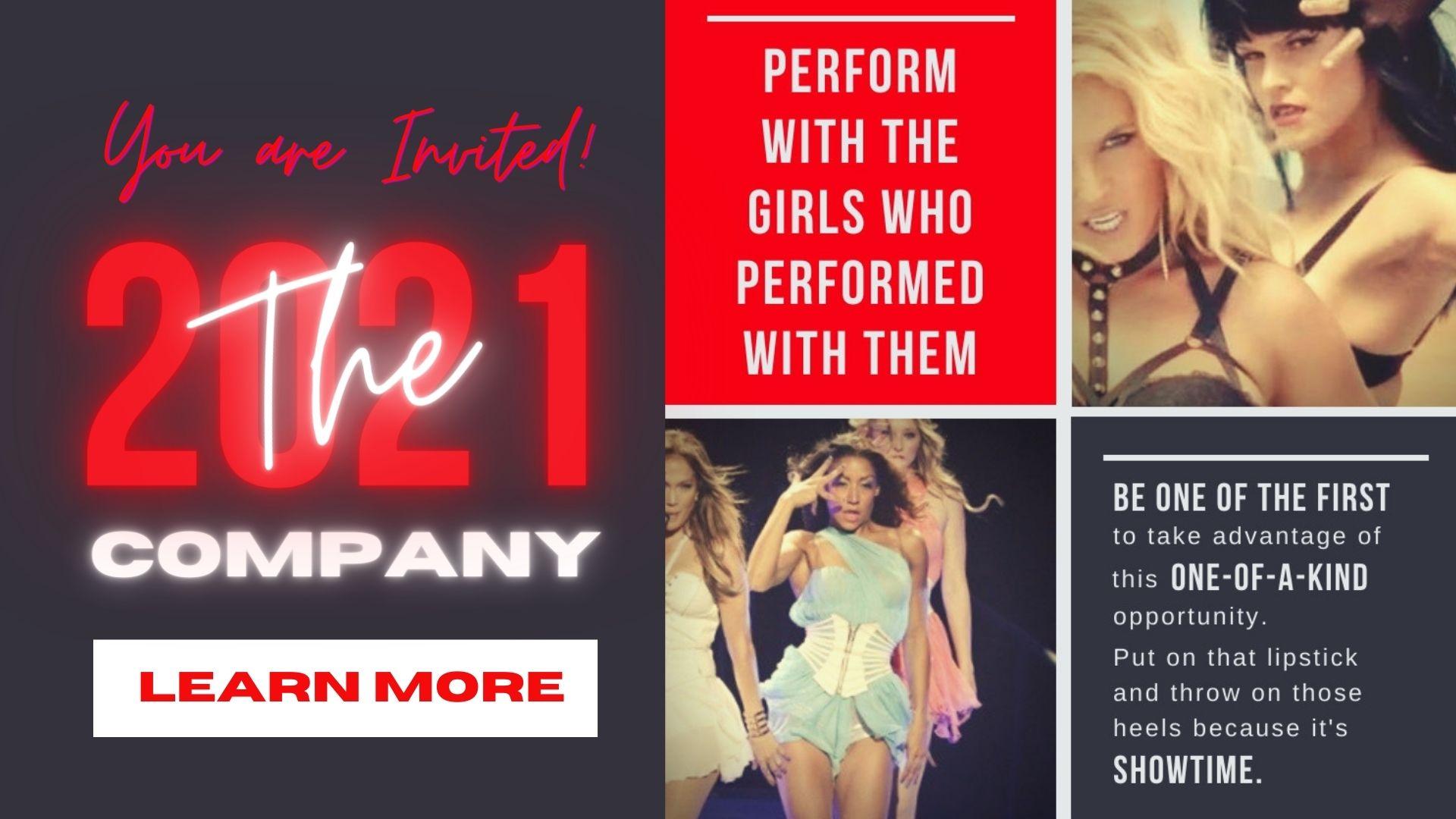 the 3xt dance company
