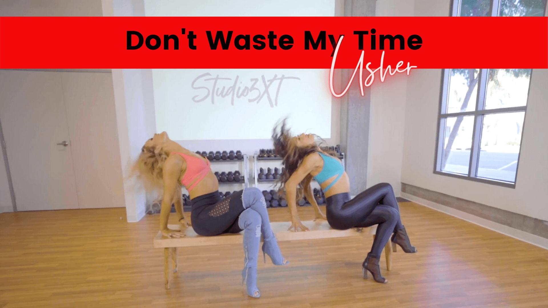 heels class choreography
