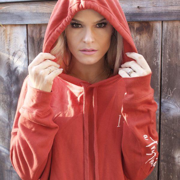 i am a triple threat hoodie