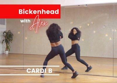 Bickenhead with Alex