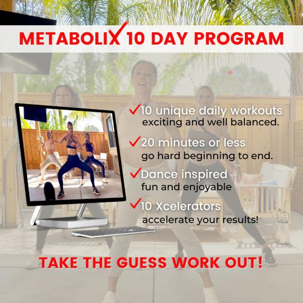 metabolix metabolism boosting techniques