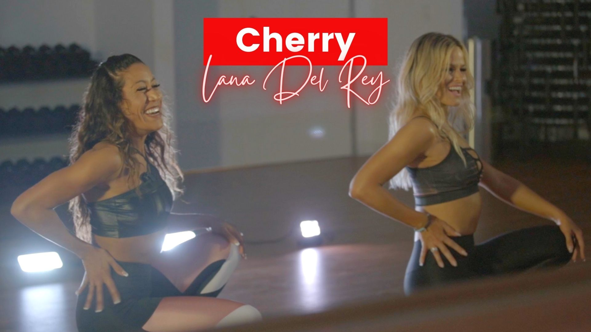 learn the cherry routine by lana del rey