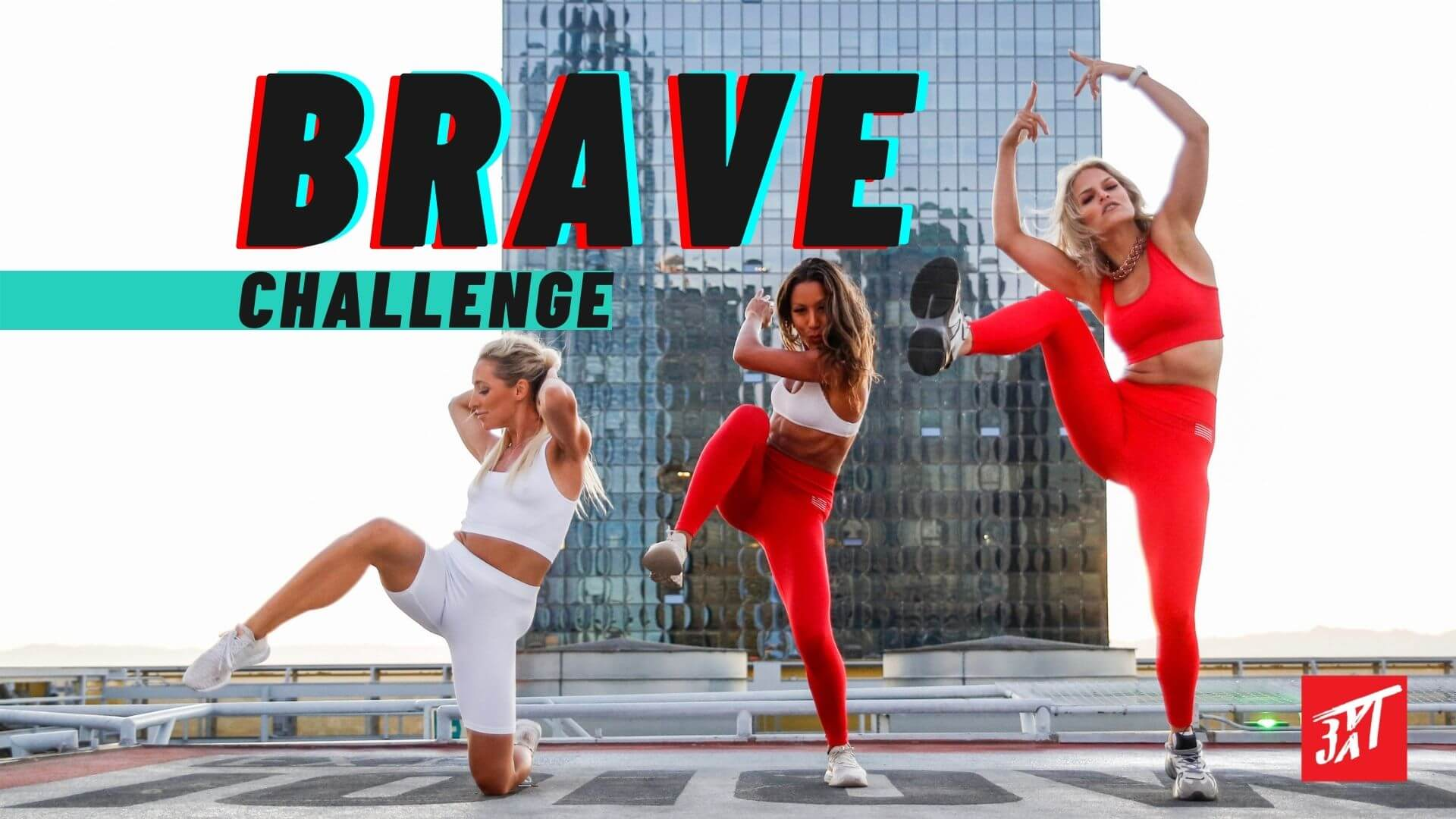 brave challenge by 3XT