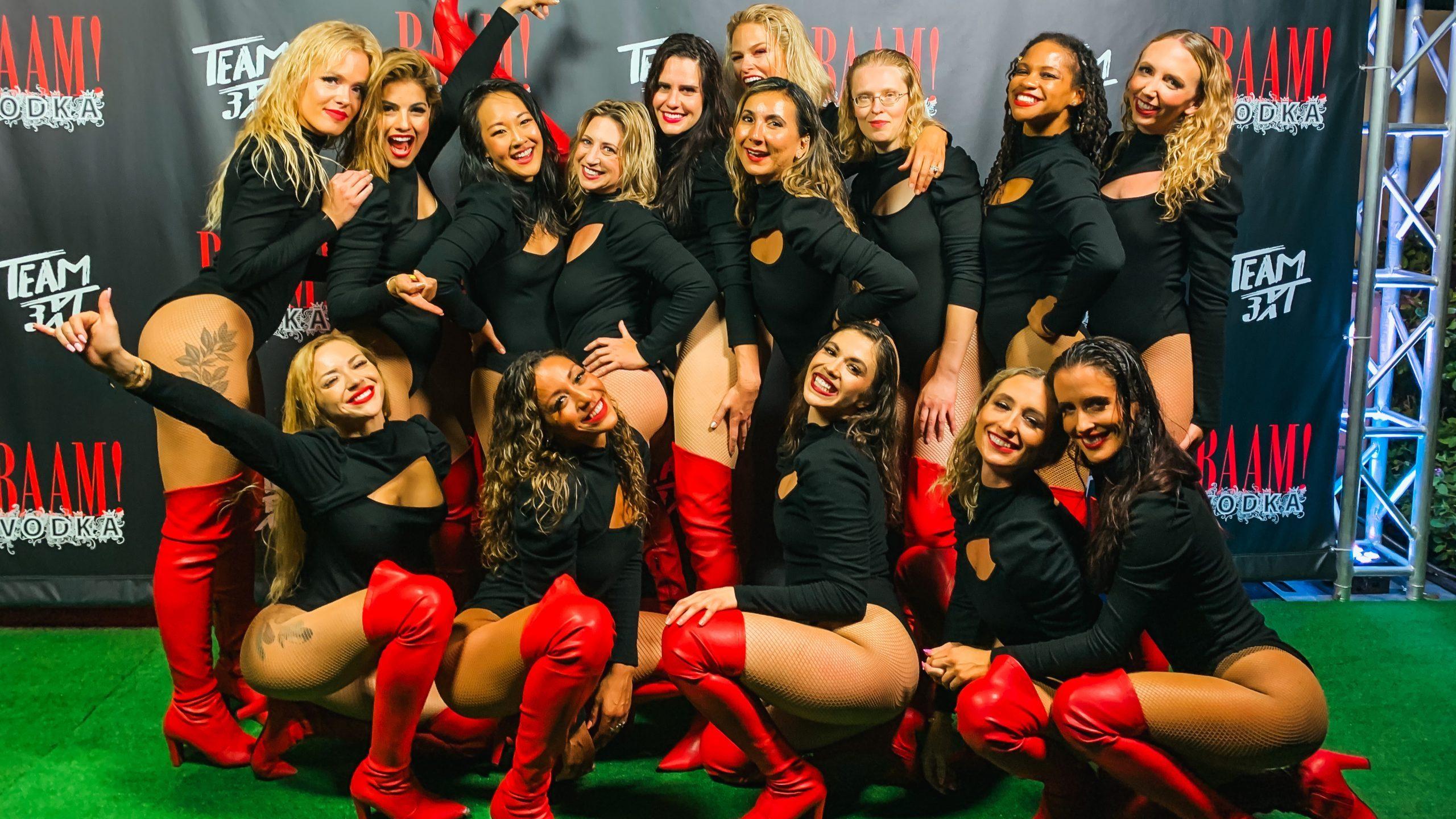 3xt dance company dancers in los angeles